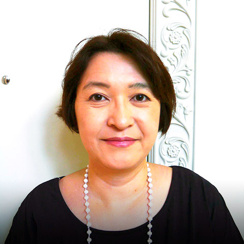 Yuko Moue